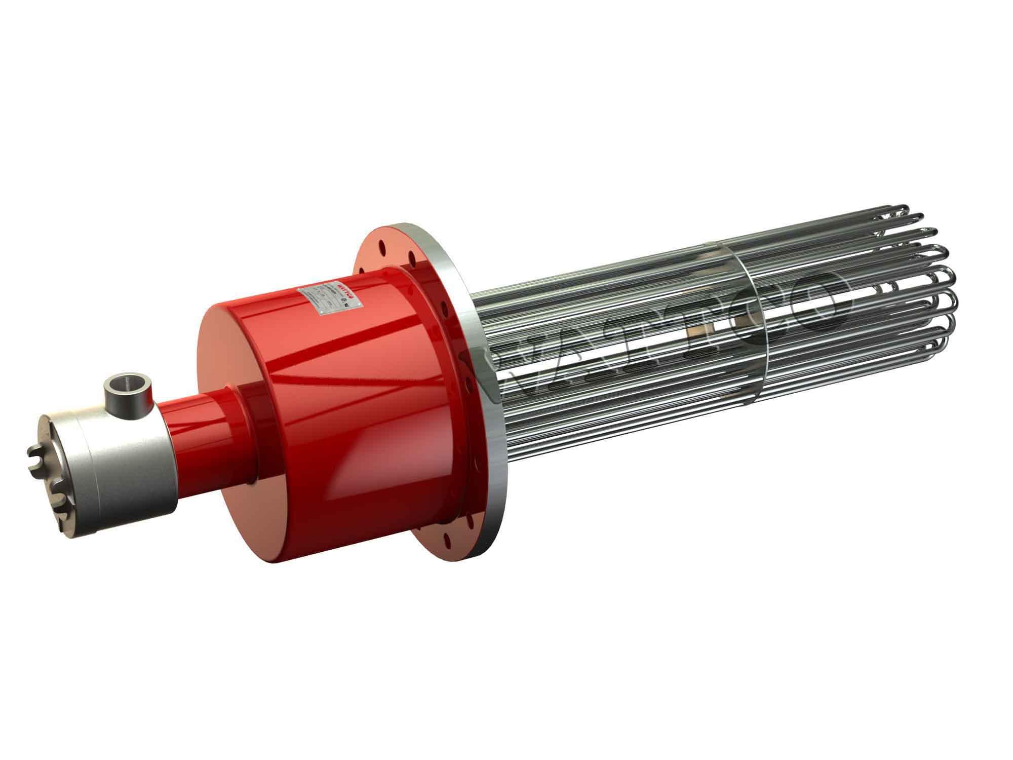Industrial Water Heater Electric Industries Wattco